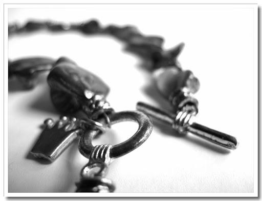 Smyckeslås öppet