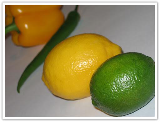 Gröngult frukt o grönt