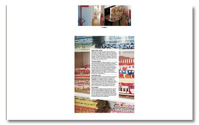 Tygskåpet, bild från artikeln