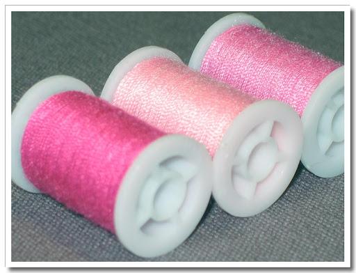 Rosa tråd