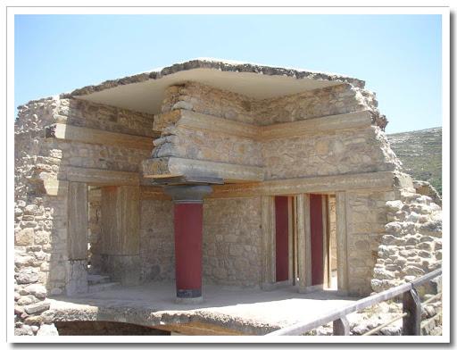 Ruin på Kreta