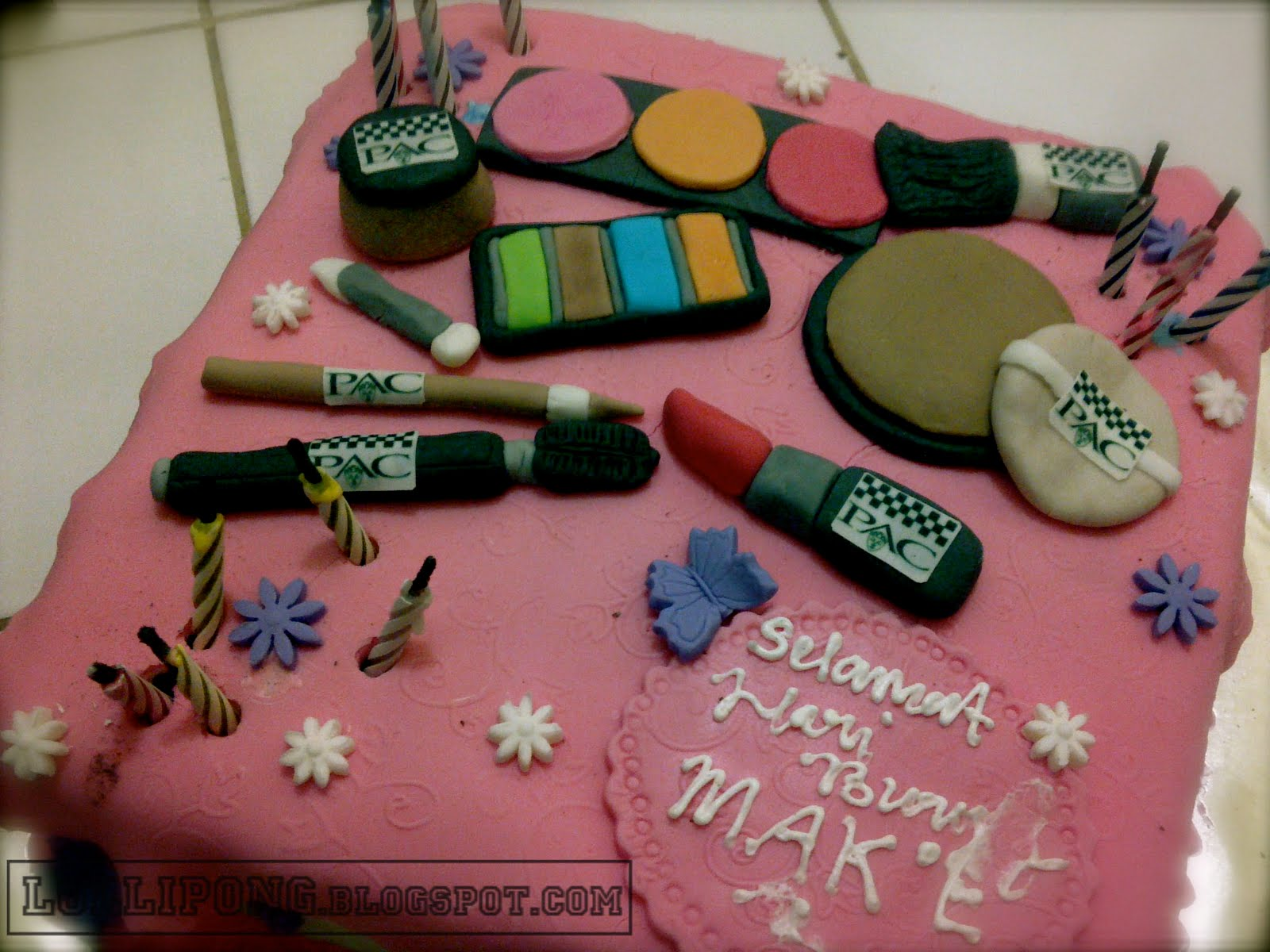 Lollipongs beauty corner my birthday cake my birthday cake some days ago was my 23th bday thecheapjerseys Images
