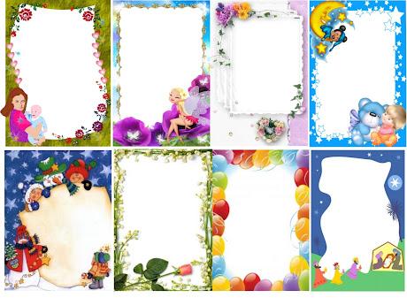 Dibujos de margenes de caratulas para cuadernos - Imagui