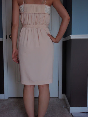 Opinions needed please! Jacob Dress