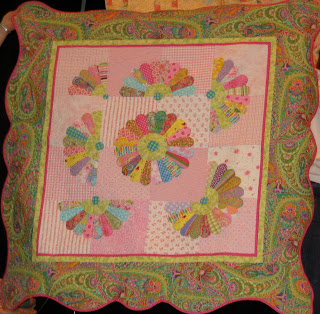 Utah Valley Quilt Guild March Show And Tell