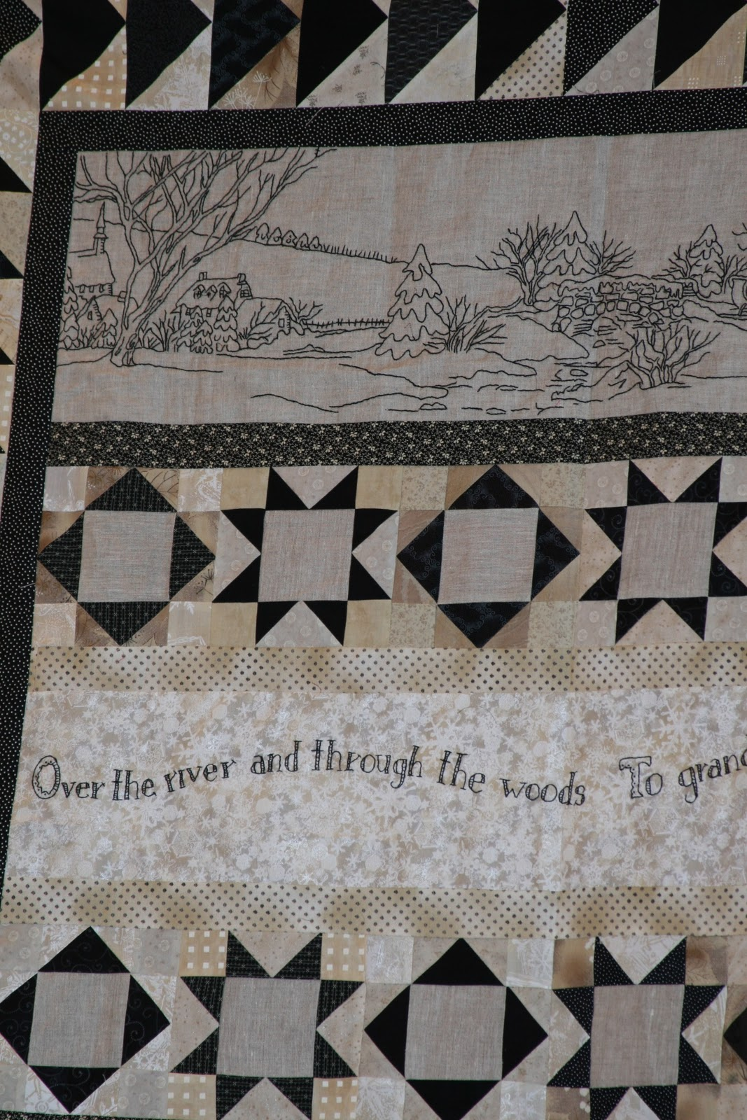 Utah Valley Quilt Guild November Show And Tell