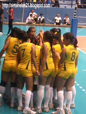 UAAP Volleyball Season 73 Opening Weekend