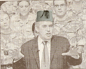 How did Gordon Brown run the country?