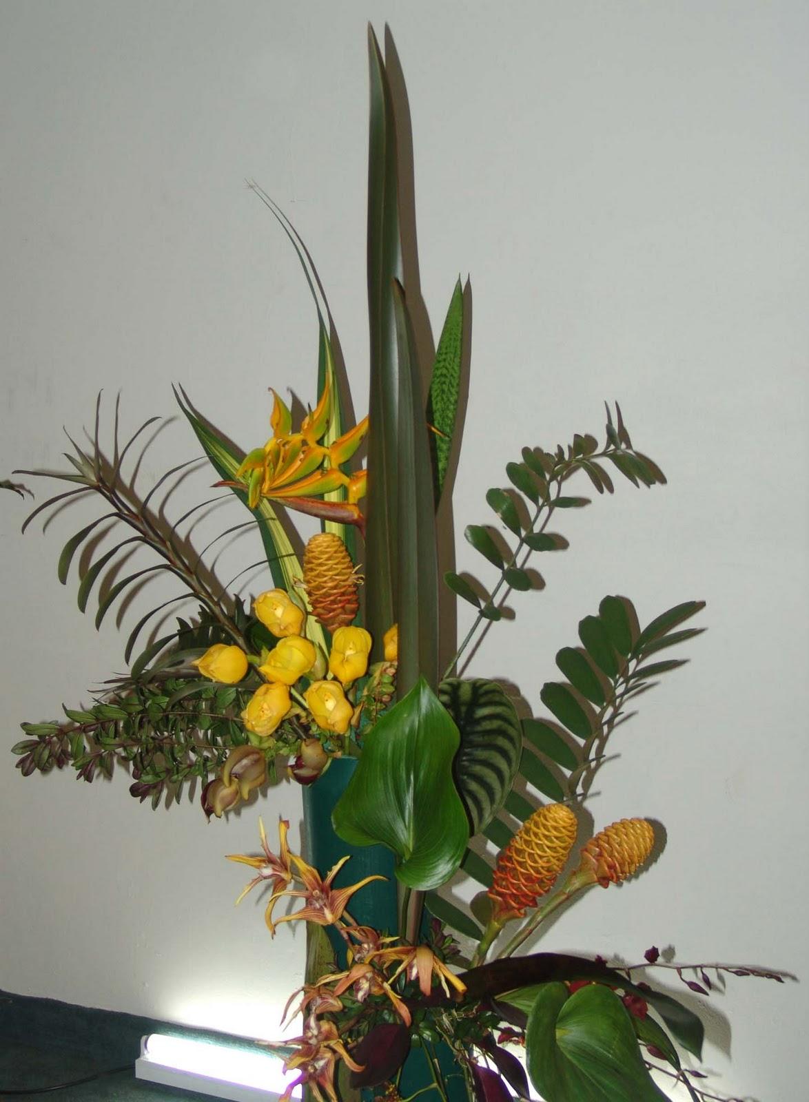 Arreglos florales creativos arreglos creativos bot nico jugemos en el bosque - Arreglos florales creativos ...