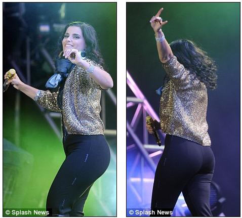 Nelly Furtado S Ass 17