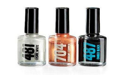 Oje Delisi. » Volvo to Market Nail Polish in S60 Colors