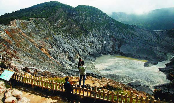Mount Tangkuban Parahu