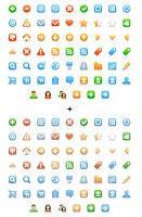 pack iconos para blogger