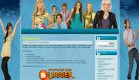 Plantilla de Disney para Blogger