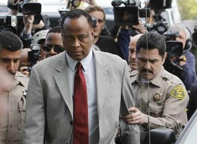 Dr. Conrad Murray is charged with involuntary manslaughter in the death of Michael Jackson.