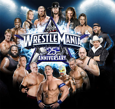 Wrestlemania 25 Live Streaming at Super TV 4 PC