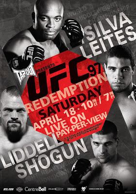 UFC 97 live stream can be found at Super TV 4 PC.
