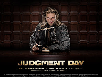 Watch WWE Judgment Day 2009 live stream in HD at Super TV 4 PC.