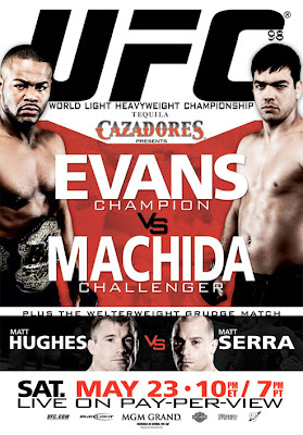 Watch UFC 98 live stream in HD at Super TV 4 PC.