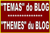 TEMAS DO BLOG