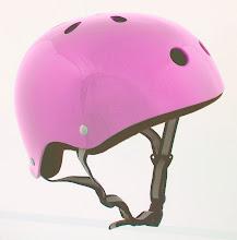 Stateside Girls Pink Skate Helmet Size XXS 49-50cm