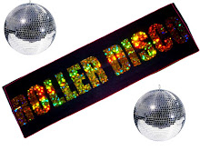 80s Roller Disco Fancy Dress Accessories