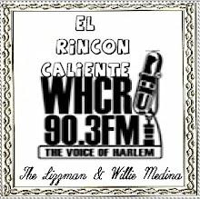 """WHCR 90.3 FM """"EL RINCON CALIENTE"""""""