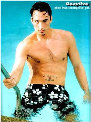 MTV VJ KC Montero Shirtless Pictures