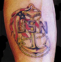 DESIGN TATTOOS2010 MILLITARY COLLECTION