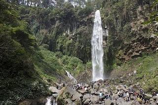 Air Terjun di Indonesia