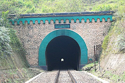Terowongan Ijo (580 m)