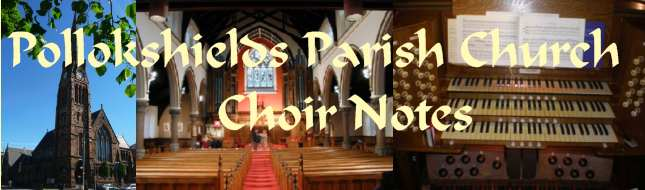 Pollokshields Parish Church Choir