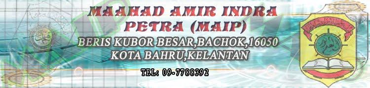 ::MAAHAD AMIR INDRA PETRA::