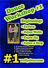 Zydeco Dance Instruction DVD's