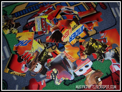Playroom Organization Tip: Puzzles