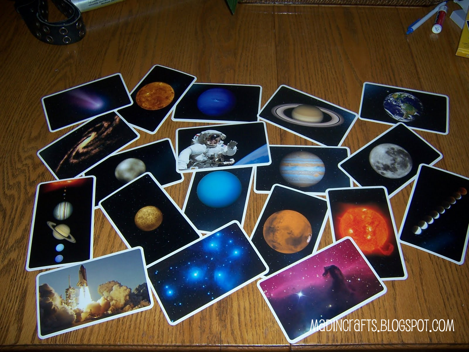 Galactically Easy Space Decor ~ MAD IN CRAFTS