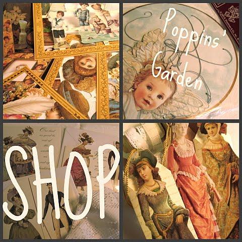 Poppins' Garden Shop