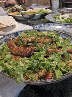 Itaewon: Petra Restaurant