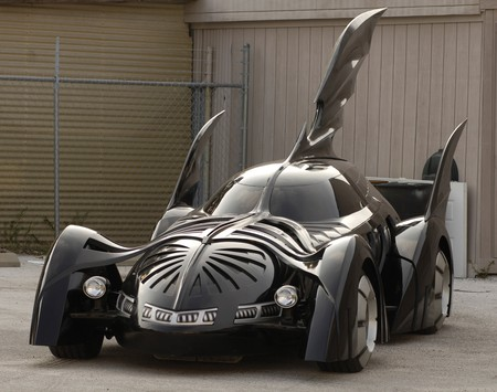 Mr. Movie: A look at the Bat-mobile and its different ...