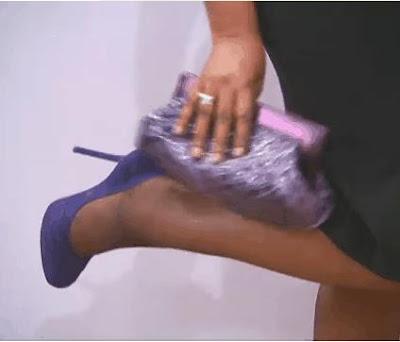 Oprah S Shoe Closet