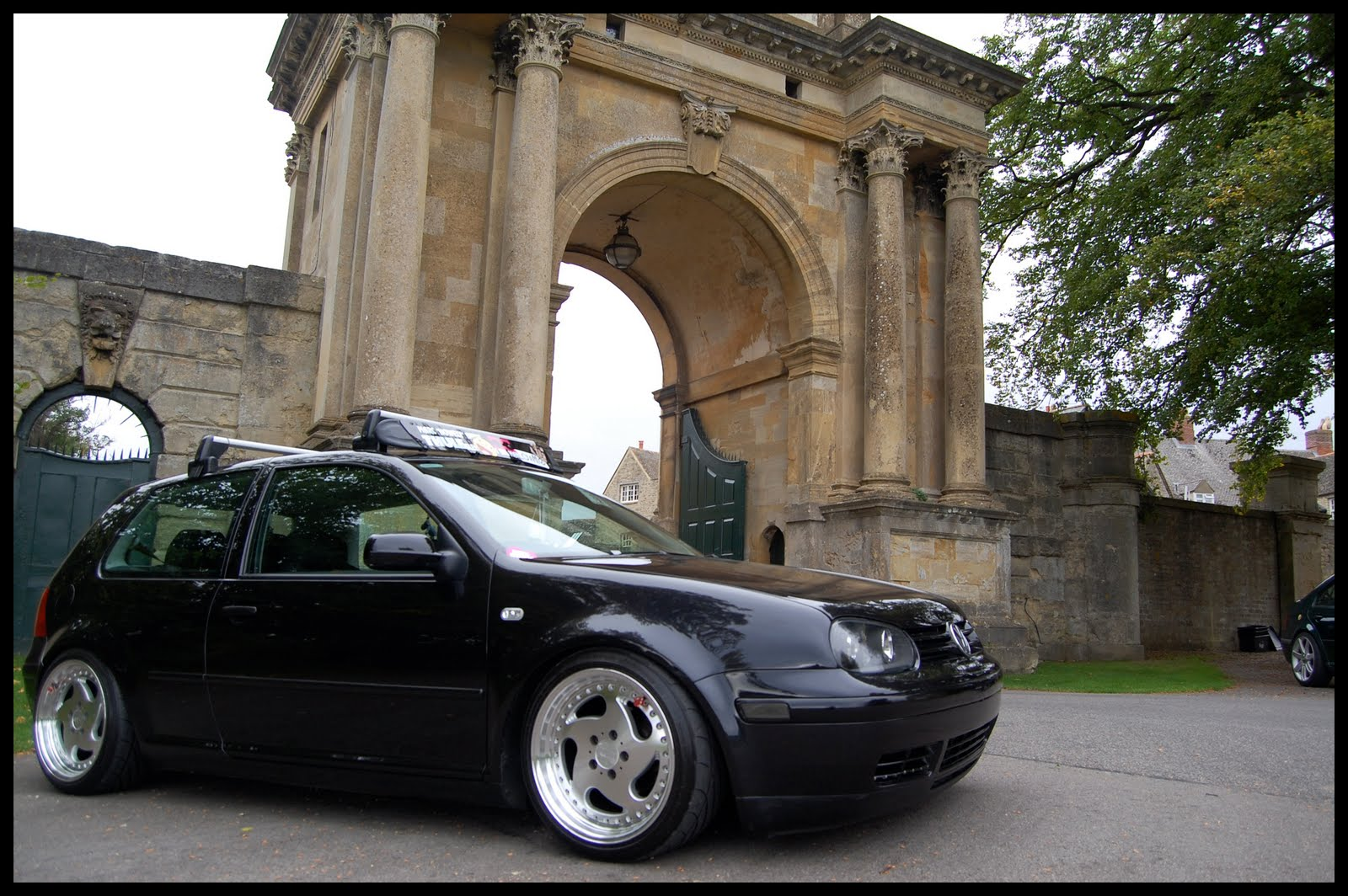 It's a MK4 thing.