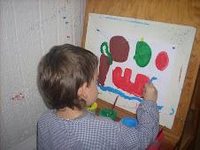 Oficina da pintura