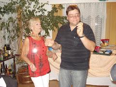 Navidad 2009 Marta y Gustavo