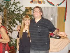 Navidad 2009 Gustavo y Cristina