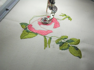 cad embroidery machine