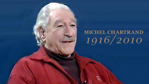 Michel Chartrand Net Worth