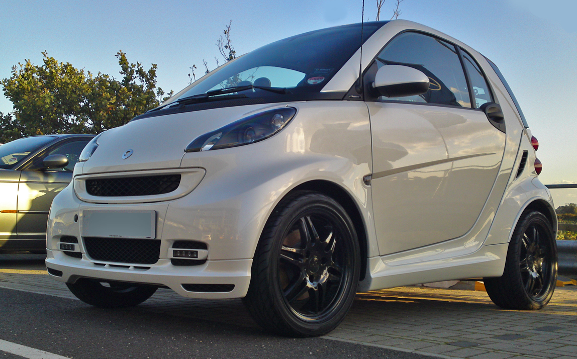 Chris haining writes driven 4 2010 smart fortwo brabus driven 4 2010 smart fortwo brabus altavistaventures Choice Image