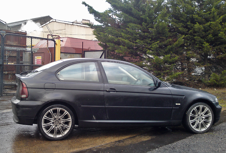 chris haining writes driven 14 bmw e46 320d compact. Black Bedroom Furniture Sets. Home Design Ideas