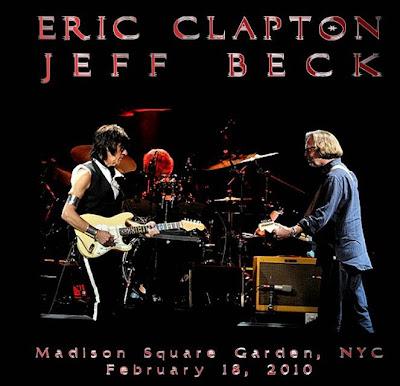 Zappadalata Jeff Beck Eric Clapton 2010 02 18 Msg New York