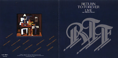 RETURN TO FOREVER 1977-05-20 New York